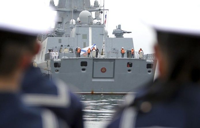 Общество: США поставили российский флот на третье место
