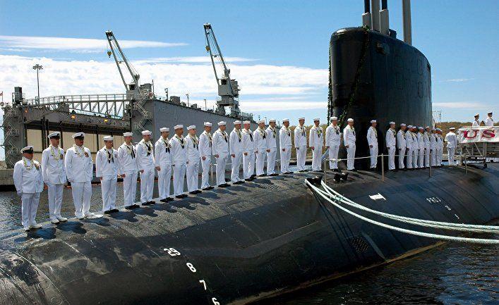 Общество: Steigan (Норвегия): атомные лодки в норвежских фьордах