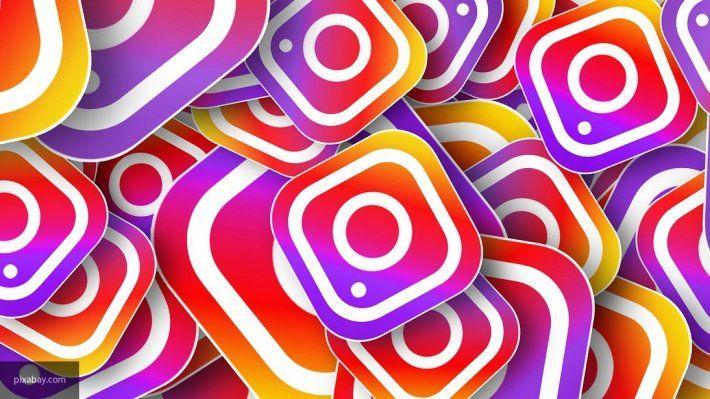Общество: В работе Instagram произошел сбой