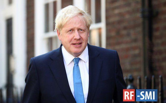Общество: Борис Джонсон одержал сокрушительную победу на выборах в парламент.