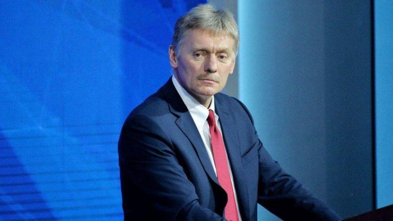 Общество: Песков прокомментировал желание Зеленского пожать руку Путину за Донбасс
