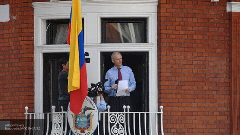 Общество: Названы причины, по которым Британия может отказать в экстрадиции Ассанжа