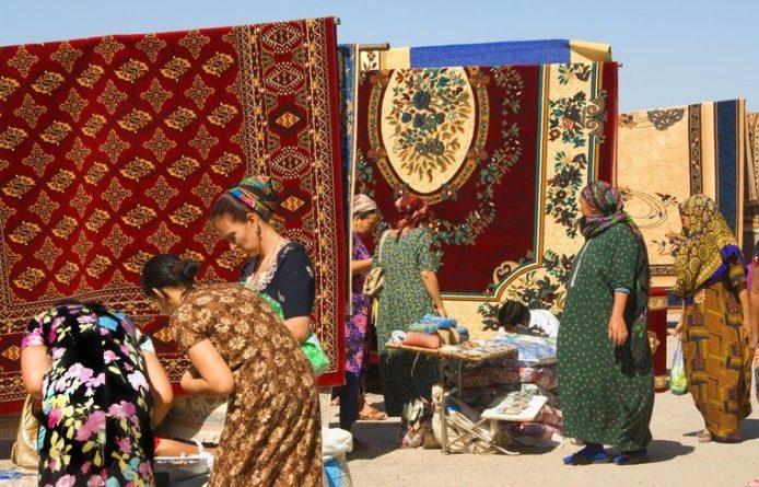 Общество: Туркменские ковры включены в список ЮНЕСКО