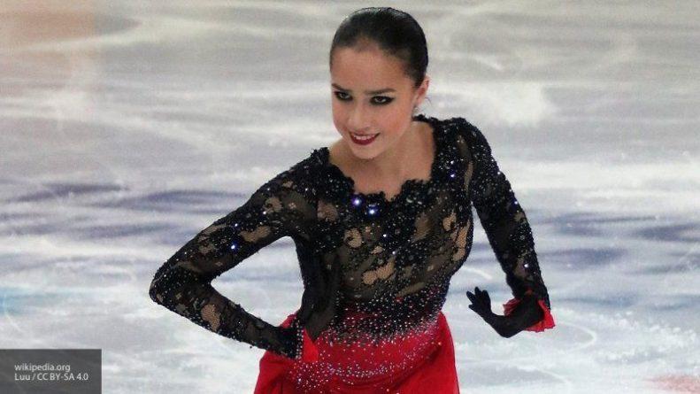 Общество: Загитова заявила о нежелании завершать спортивную карьеру