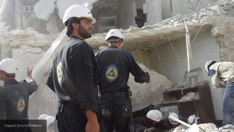 """Общество: Разоблачение фейков о химатаках в Сирии заставит ООН прикрыть """"Белые каски"""""""