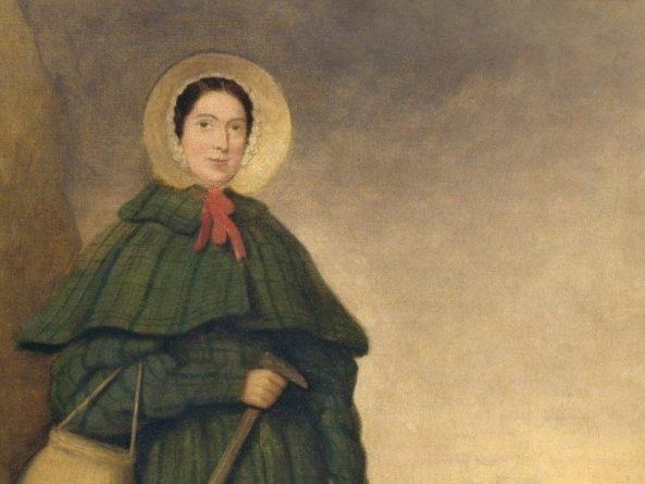 Общество: В Великобритании хотят поставить памятник собирательнице окаменелостей Мэри Эннинг