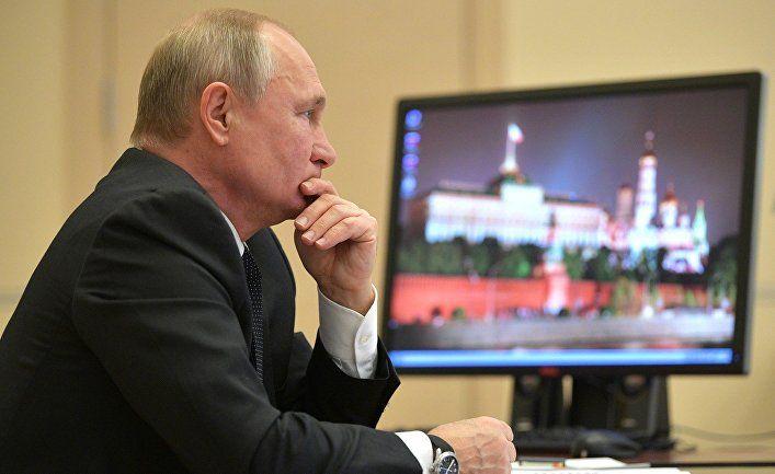 Общество: Daily Mail (Великобритания): Владимир Путин пользуется устаревшей Windows XP, которая не поддерживается с 2014 года