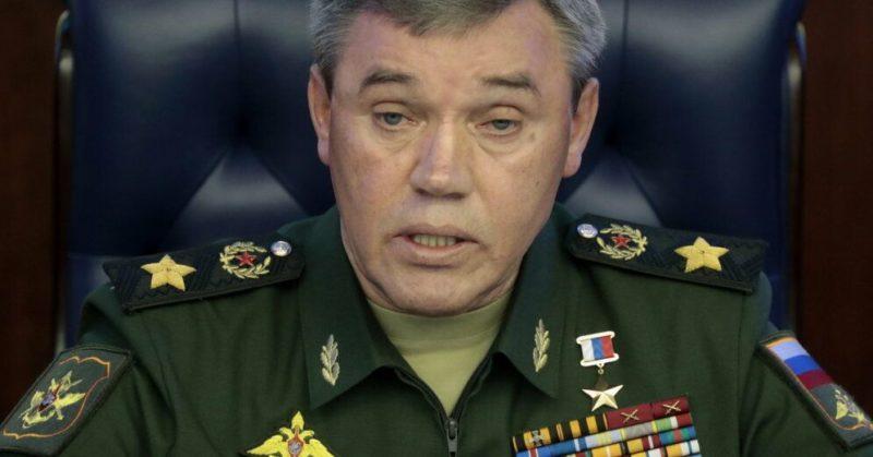 Общество: Начальник Генштаба РФ: НАТО готовится к крупномасштабному военному конфликту