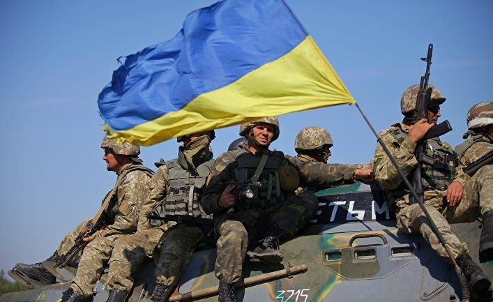 Общество: Украина: редкие минуты покоя на линии фронта (Al Jazeera, Катар)