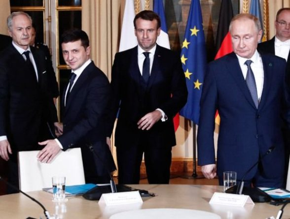 Общество: Представители стран НАТО выстраиваются в очередь участников переговоров по Донбассу