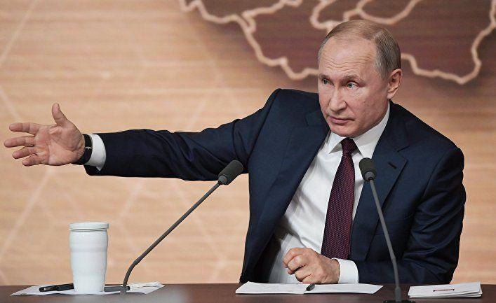 Общество: Путин о транзите газа через Украину: думаю, мы договоримся (Гордон, Украина)