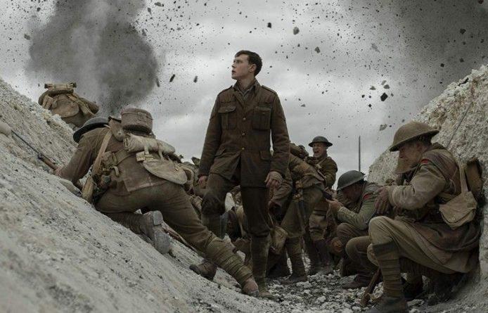 Общество: Появился новый трейлер фильма «1917» о Первой мировой войне