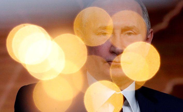 Общество: Западные СМИ о пресс-конференции Путина: заверить россиян, что они в надежных руках