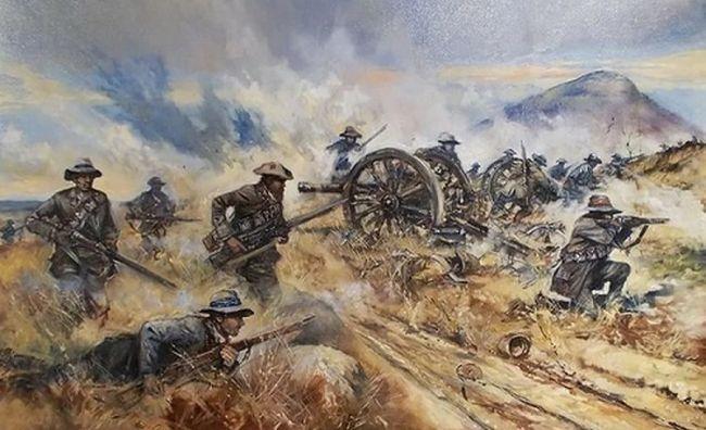 Общество: Этот день вистории: 1880 год— первый бой англо-бурской войны