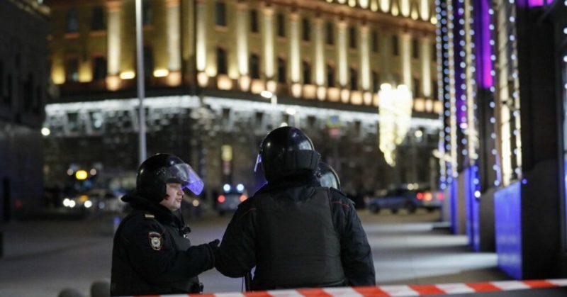 Общество: ФОТО: СМИ выяснили личность напавшего на штаб-квартиру ФСБ в Москве
