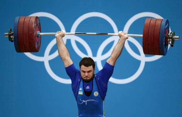 Общество: Украинский тяжелоатлет лишен золотой медали Игр-2012