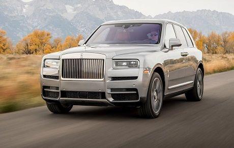 Общество: Украинцы массово скупают внедорожники Rolls-Royce: подробности