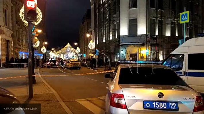 Общество: Появились новые подробности о стрелке у здания ФСБ в Москве
