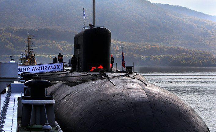 Общество: Viewpoint (Япония): российские подлодки будут резать подводные кабели?