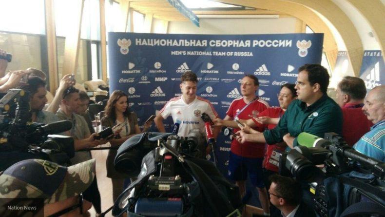 Общество: СМИ сообщили о возможном переходе Алексея Миранчука в «Манчестер Юнайтед»