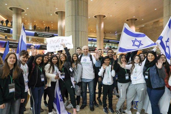 Общество: Стало известно, из каких стран в Израиль массово бегут евреи - Cursorinfo: главные новости Израиля