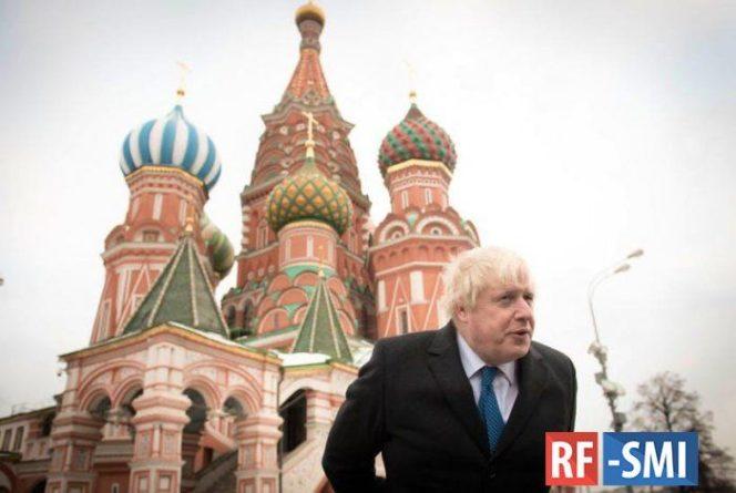 Общество: Борис Джонсое признал Россию великой страной