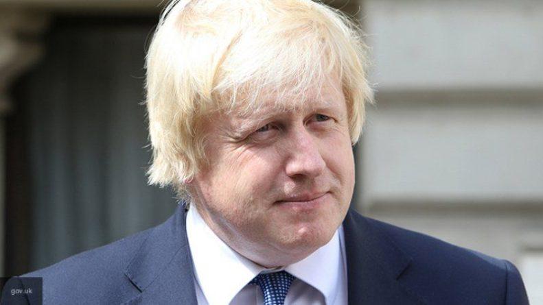"""Общество: Борис Джонсон счел невозможным """"перезагрузить"""" отношения с Россией"""
