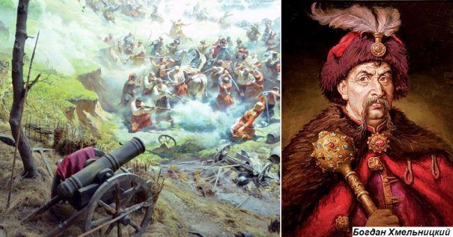 Общество: Этот день вистории: 1653 год— конец битвы под Жванцем