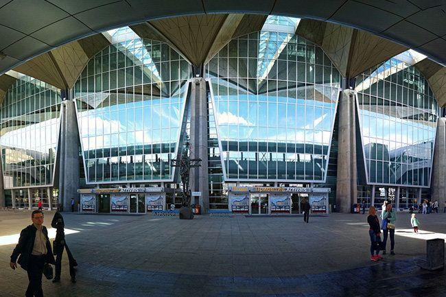 Общество: Аэропорт Пулково превращается в международный авиахаб