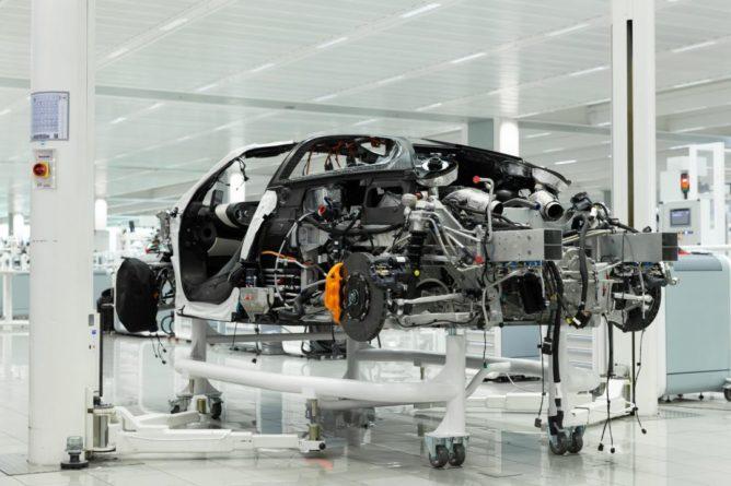 Общество: McLaren представила концепт своего самого быстрого спорткара
