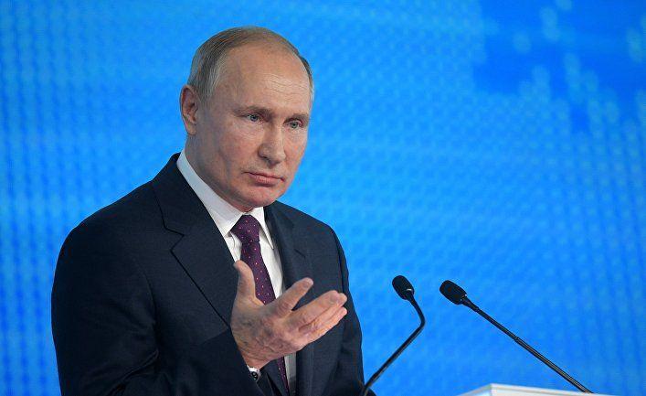 Общество: Нихон кэйдзай (Япония): 20 лет правления Путина – амбиции создать евразийскую сверхдержаву (часть 1)