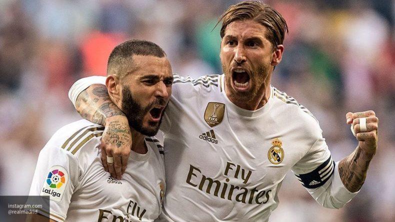 Общество: «Реал» хочет провести с «Манчестер Юнайтед» обмен футболистами