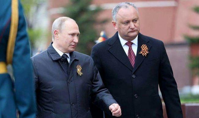 Общество: Додон раскрыл секрет политического долголетия Путина