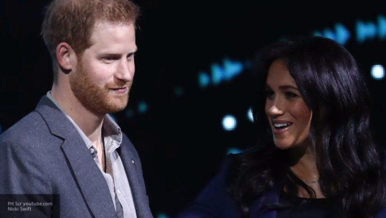 Общество: Принца Гарри и Меган Маркл не пустили в ресторан, сообщили канадские СМИ
