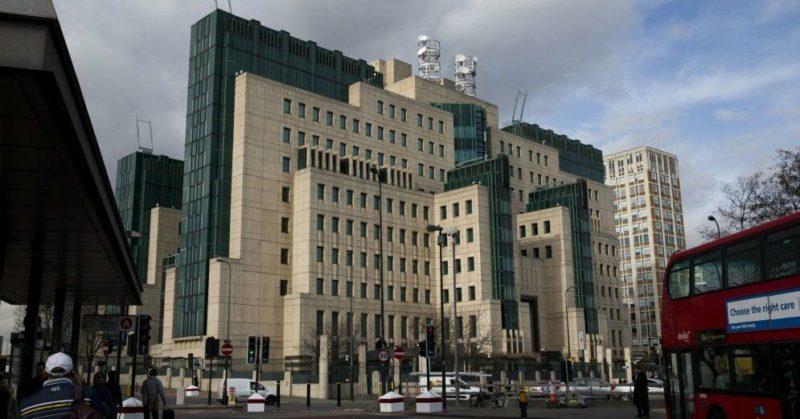 Общество: СМИ узнали о пропаже документов во время ремонта в штабе MI6