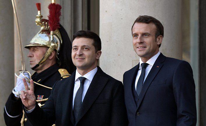 Общество: «Зраду» не отличить от «перемоги»: чего достиг Киев на международном фронте в 2019 году (Европейська правда)