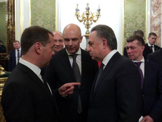 Общество: Год тщетных реформ: правительство Медведева неосилило «прорыв»