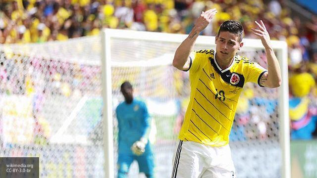 Общество: «Реал» согласен продать Хамеса Родригеса в клуб АПЛ