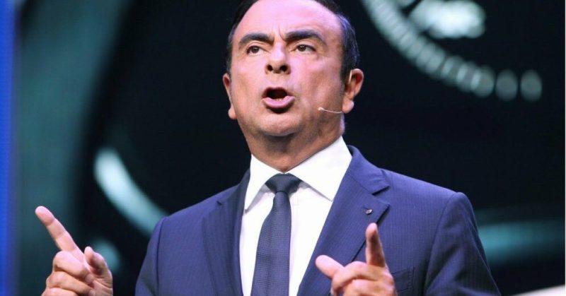 Общество: Экс-глава Renault Карлос Гон бежал из Японии в Ливан