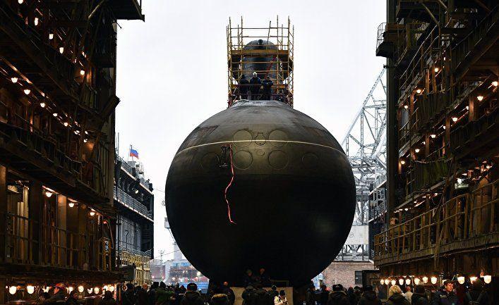 Общество: Forbes (США): русские атомные подводные беспилотники меняют правила игры?