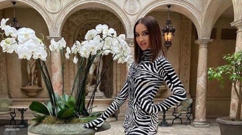 Общество: Ольга Бузова представила в Сети свой новый трек Swipe
