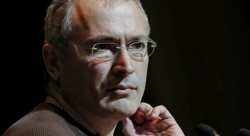 Общество: Британской правительство списало Ходорковского: олигарх лишился медиа-активов