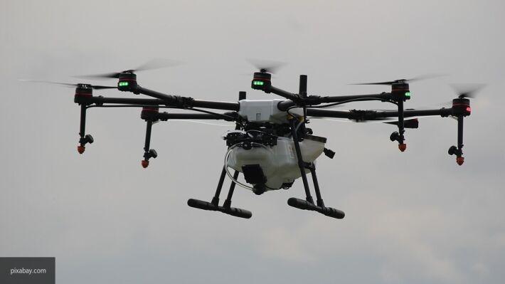 Общество: Британская полиция начнет выполнять часть своих обязанностей с помощью дронов