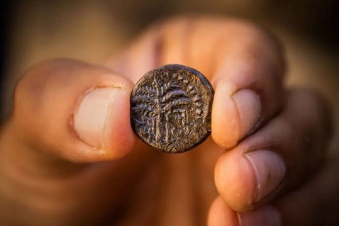 Общество: Археологи раскопали уникальное свидетельство восстания против древних римлян: фото