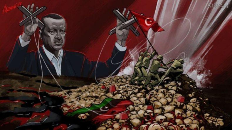 Общество: Око Ужаса: военная активность Турции в Ливии. Колонка Комиссара Яррика