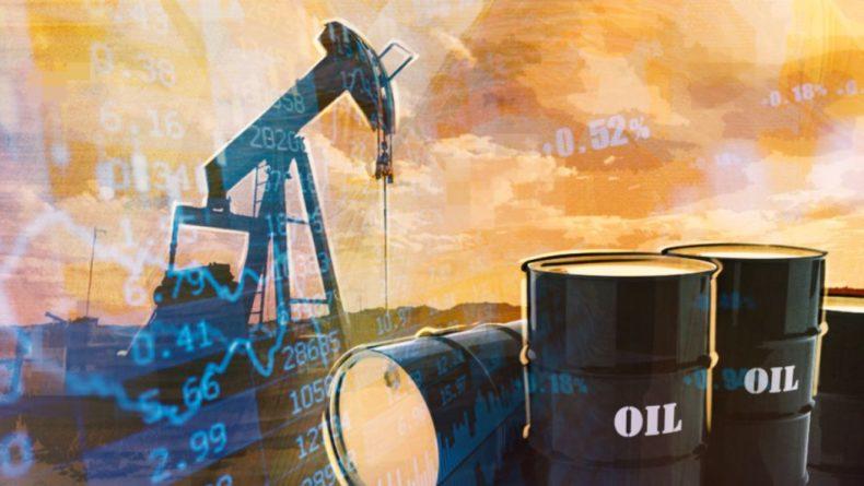 Общество: Мировые цены на нефть обвалились