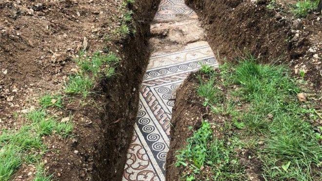 Общество: Искали десятилетия: археологи показали фото уникальной находки времен Древнего Рима