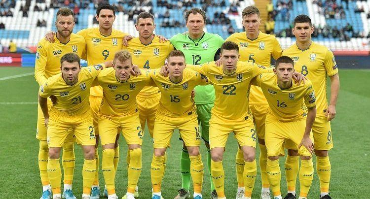Общество: Сборная Украины сохранила место в топ-20 сильнейших команд мира