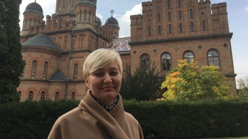 Общество: Украинская националистка Ницой устроила скандал тренеру гимнасток за русский язык