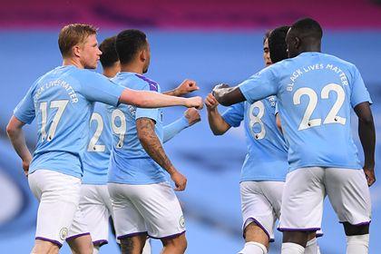 Общество: «Манчестер Сити» разгромил «Арсенал» в матче АПЛ